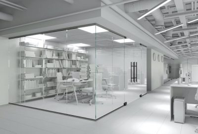 Perks of Glass Partition Walls for Offices